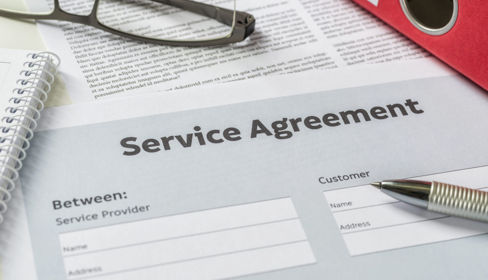 contract of service vs contract for service
