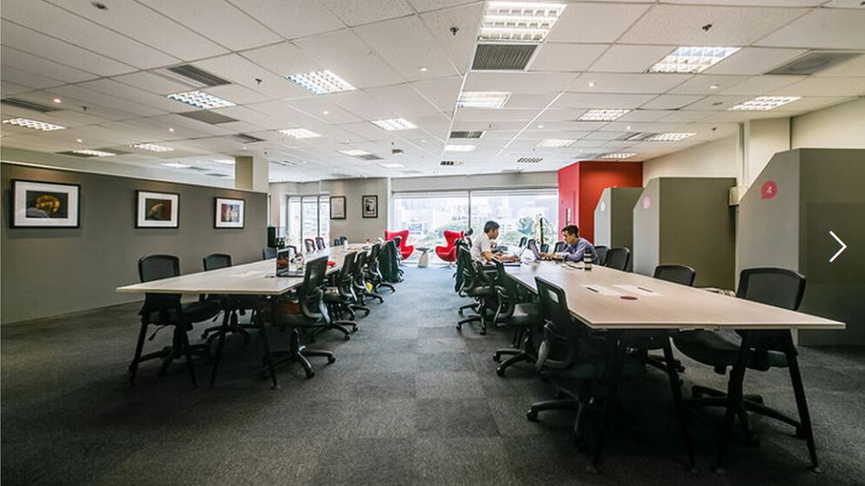 hot desk workcentral cheapest coworking office