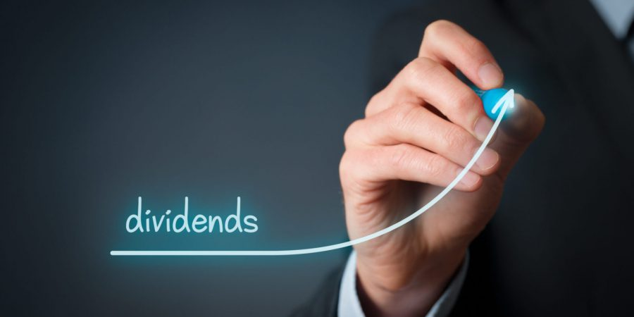 how to pay dividends